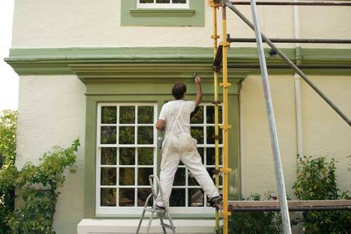 Exterior Painter Tyler TX