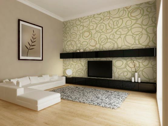 interior design wallpaper ideas - Bedroom Paint And Wallpaper Ideas